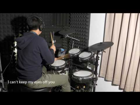 Muse - Can't Take My Eyes Off You (Drum Cover by Marco Leung)