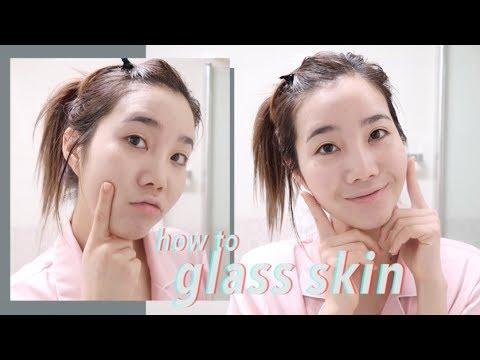 HOW TO GLASS SKIN: Korean Skincare Routine