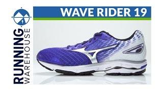Mizuno Wave Rider 19 for men