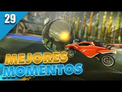 MEJORES MOMENTOS #29 | Rocket League thumbnail
