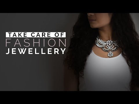 How To Take Care Of Your Fashion Jewellery   Glamrs DIY