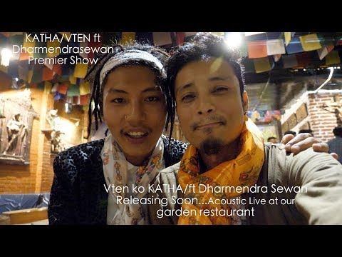 KATHA VTEN Ft DHARMENDRA SEWAN   PapPugu on KATHA premier show #chetanvlogs