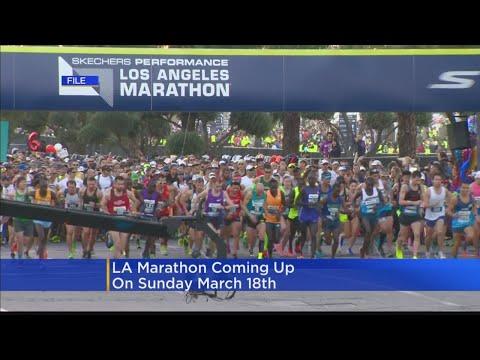 Running The LA Marathon Next Month? Tips On How To Prepare