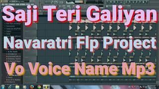 Sachi Teri Galiyan Maiya Tere Aangan Mein Baje Shehnai Navratri Flp Project No Voice Name Mp3