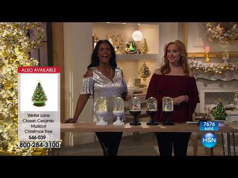 HSN | Holiday Illuminations 11.07.2017 - 01 AM