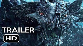 I Kill Giants Official Trailer #1 (2018) Zoe Saldana Fantasy Movie HD