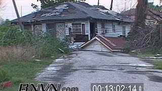 5/5/2006 New Orleans, LA - Nine Month's After Katrina Part 7 - Lower Ninth Ward Destruction