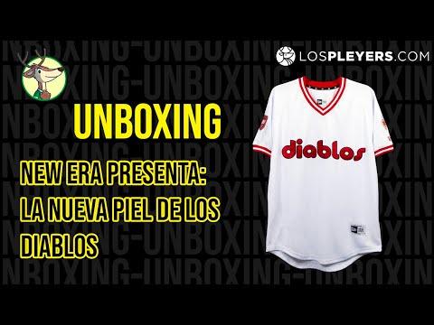 Unboxing Los Pleyers / Jersey Diablos Rojos del México 2021