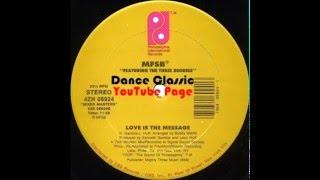 Play TSOP (The Sound Of Philadelphia) (Feat. The Three Degrees) (A Tom Moulton Mix) (Bonus Track)