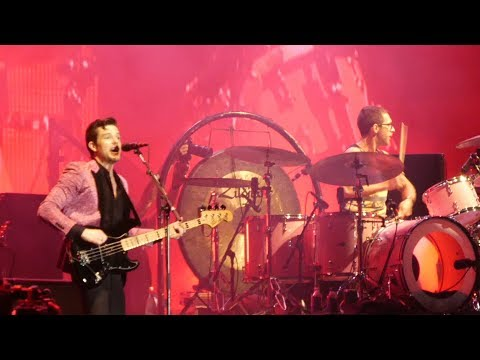 """For Reasons Unknown(Fan Guest Drummer)"" The Killers@Firefly Festival Dover, DE 6/16/18"