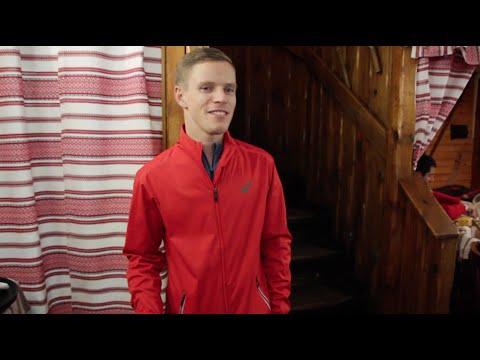Сергей Зырянов на встрече беговой группы - 1 000 000 беговых километров