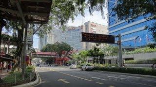 City Roads in Kuala Lumpur -  Malaysia