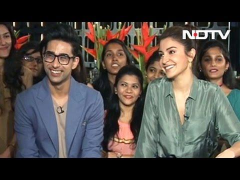 What Suraj Sharma Admires About Anushka Sharma...