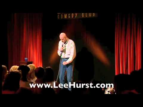 lee hurst live at the backyard comedy club youtube