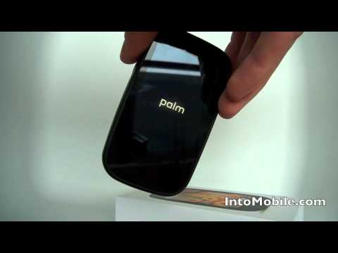 Palm Pre 2 hardware and software tour (webOS 2.0)