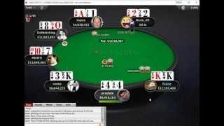 Финальный стол Сандей Миллион 15.11.15. 215$