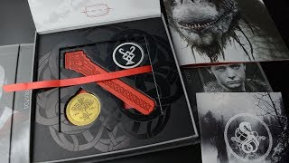 Unboxing God of War - Press Kit Edition