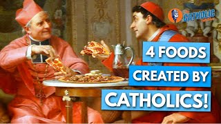 Episode 3: 4 Foods We Owe To The Catholic Church | The Catholic Talk Show