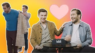 more of jake and tom acting like husbands!!!!