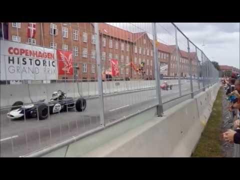 Formel Junior Copenhagen Historic Grand Prix 2016