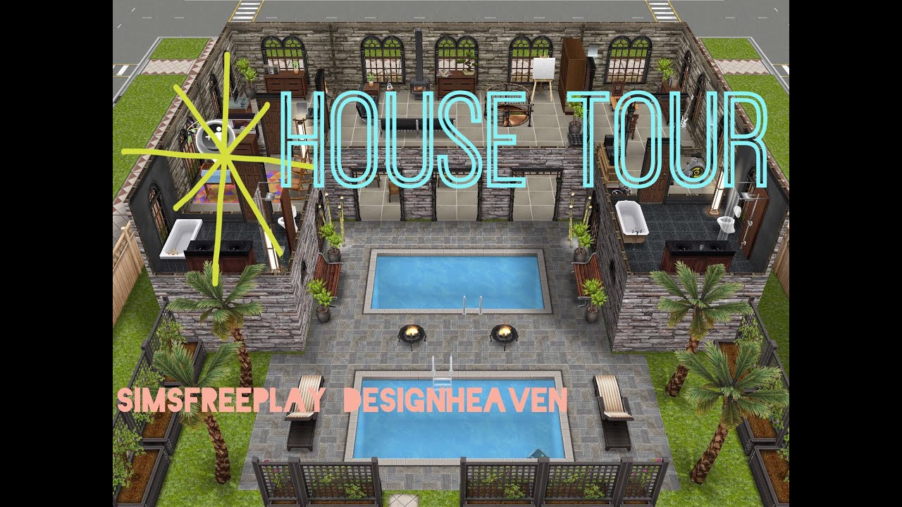 Sims Freeplay House Tour // Summer House - YouTube on sims home design, sims free play fashion designer, play design this home, sims 3 house layouts, sims free play room ideas, sims 3 mobile home, sims bustin' out house designs, design your own home, sims on sims free play house, sims free play theme homes, sims 3 small house plans, this is home, sims free play family house,