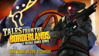 Tales from the Borderlands - Full Episode 5: The Vault of the Traveler Walkthrough 60FPS HD