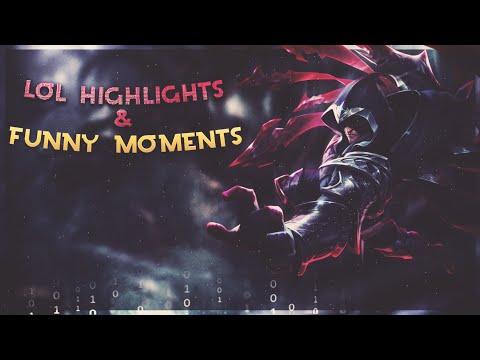 """✴ League of legends - Funny moments ' Normal kills """"3""""."""