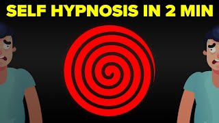How To Hypnotize Youŗself in 2 Minutes