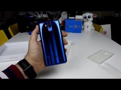 Oukitel K6 6300mAh,6GB Ram,6ίντσες οθόνη,NFC και η πρώτη επαφή με τον Helio P23 και το νέο Antutu!