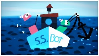 """Captain of the Boat,"" The Boat Song by StoryBots"