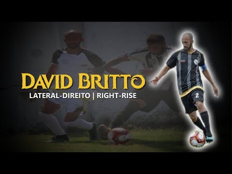 DVD - DAVID BRITTO | LATERAL-DIREITO/RIGHT-RISE 2019