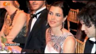 Charlotte Casiraghi at the Rose Ball 2010 - Part 2