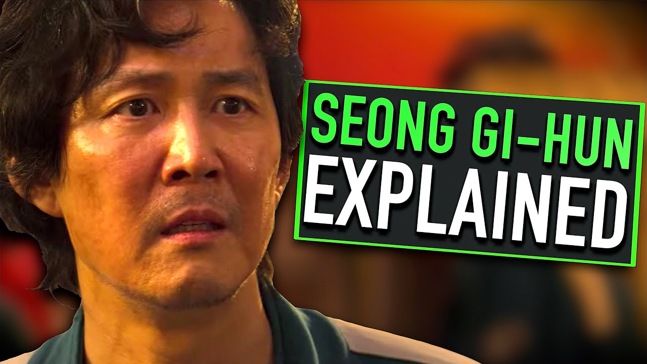 Download Seong Gi-hun Explained | Squid Game Explained
