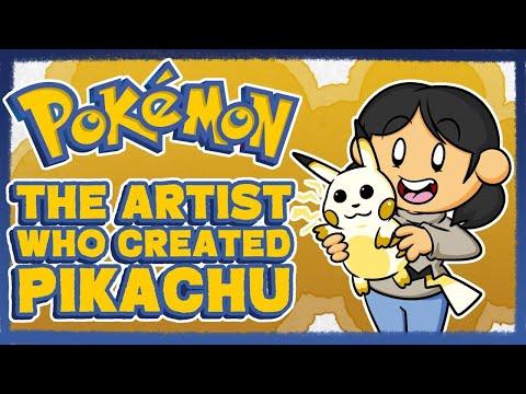 The Story Of Atsuko Nishida, The Creator Of Pikachu