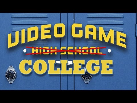 Video Game High School is Real?!