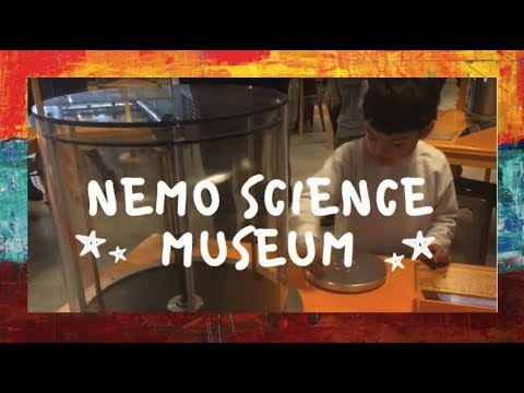 Discovering the brain and the universe (Nemo Science Museum pt2)
