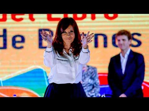 Cristina Kirchner baila