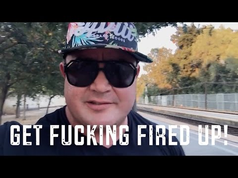 GET FUCKING FIRED UP | The New Power Project