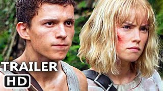 CHAOS WALKING Official Trailer (2021) Tom Holland, Daisy Ridley, Sci-Fi Movie HD
