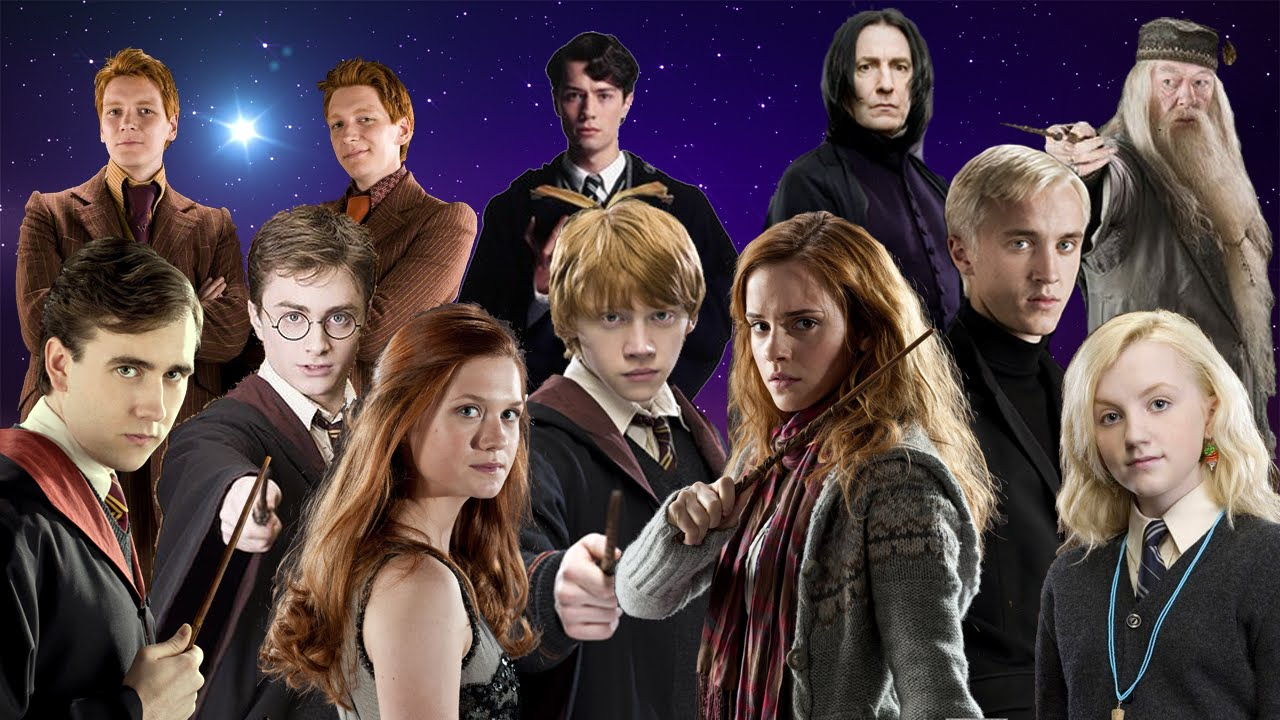 Harry Potter Character Theme Songs Eurovision Youtube