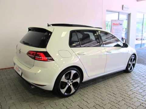 volkswagen golf 7 2 0 tsi gti dsg auto for sale on auto. Black Bedroom Furniture Sets. Home Design Ideas