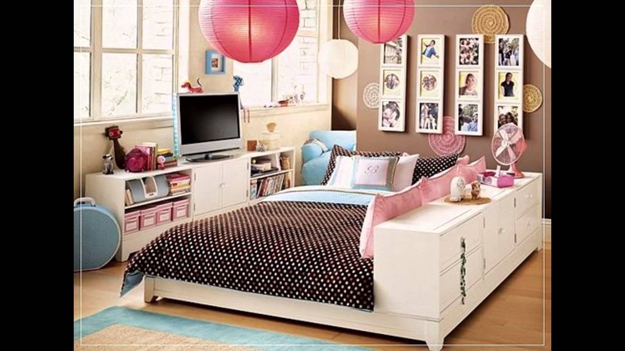 teenage bedroom ideas tumblr - youtube