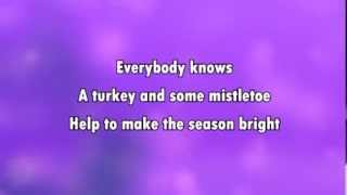 The Christmas Song (karaoke - lyrics)