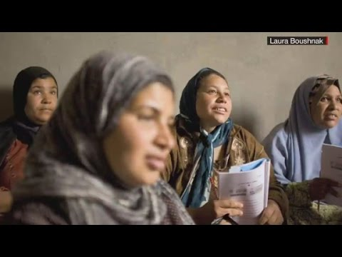Photographer showcases women's education in the Arab...