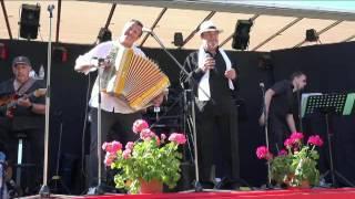 Thierry Bonnefous Sergio chant St Laurent de Ceris juil 2016 Tangos avec l'accordéon de A Verchuren