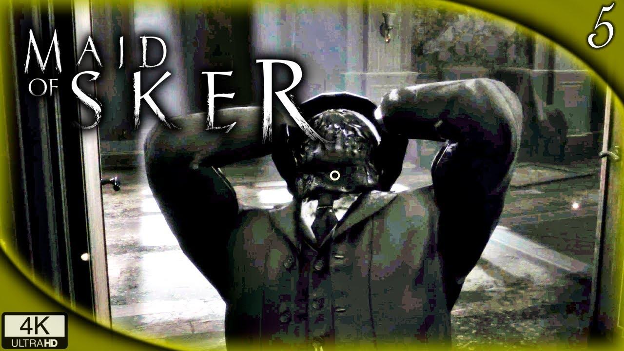MAID OF SKER #5 | LA ÚLTIMA LLAVE | Gameplay Español