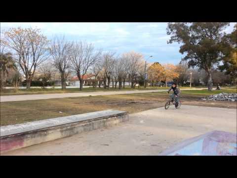 BMX edit - Santa Lucía,Uruguay.