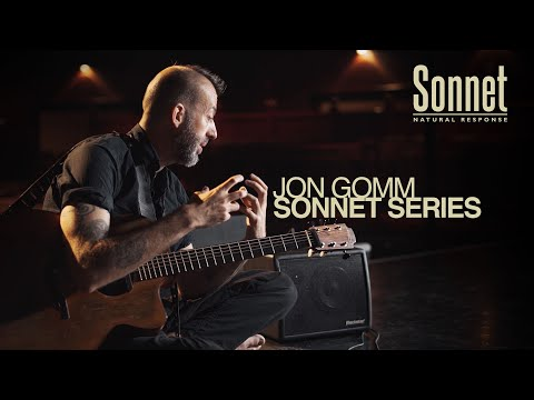 Sonnet | Jon Gomm Introduces the Sonnet Series | Blackstar