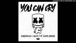(3D AUDIO + BASS BOOSTED)Marshmello-You Can Cry(Ft. Juicy J & James Arthur)(USE HEADPHONES!!!)