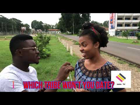 Which Tribe  In Ghana Won't You Date?  (Ghana Public Interview)